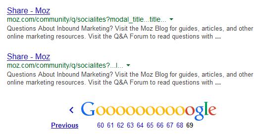 results moz.com