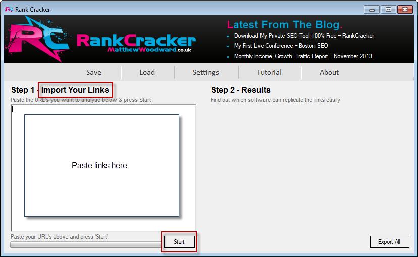 Rank Cracker
