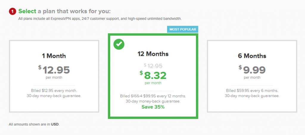 VPN-cost
